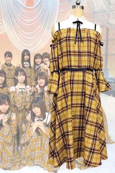 日向坂46 歌のおじさん Eたん 衣装
