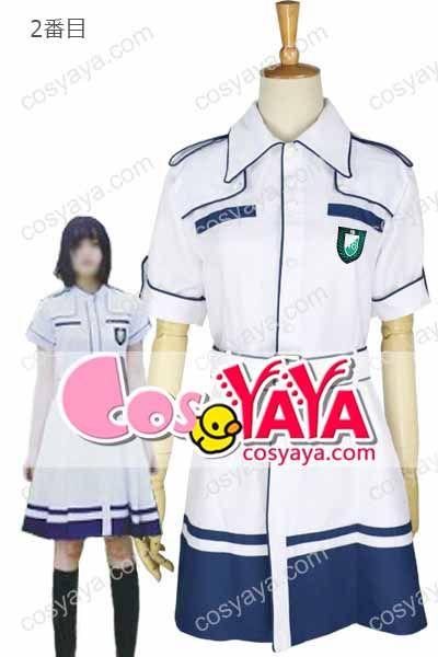 世界には愛しかない欅坂46制服衣装