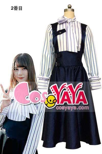 ソンナコトナイヨ MV衣装 日向坂46