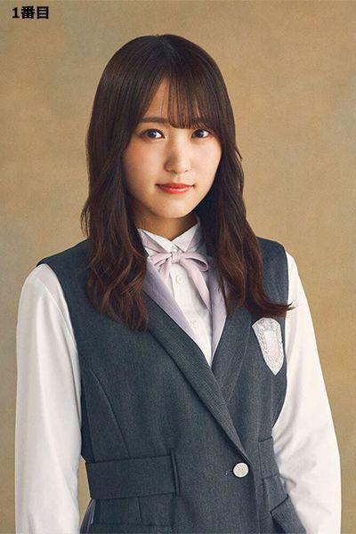 櫻坂46新制服衣装