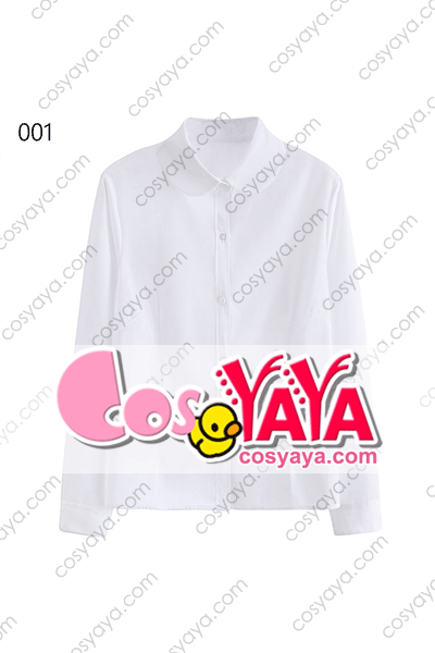 学生制服 白シャツ 長袖