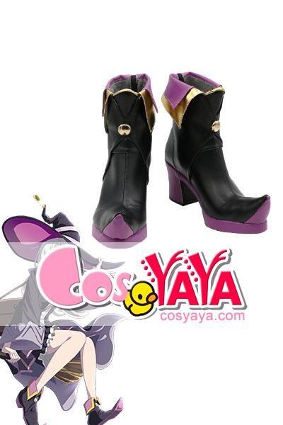 魔女の旅々 イレイナ コスプレ靴