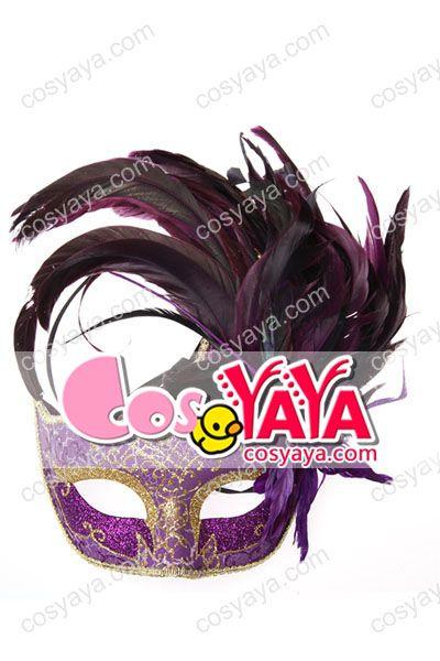 ハロウインクイーン 仮面  マスク