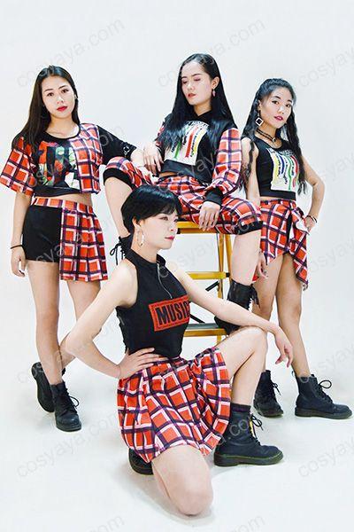 韓国ファッション ダンス服 激安販売